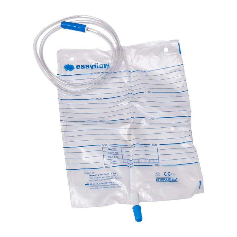 Sterile Urine Bag with Tap